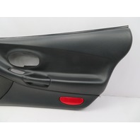 1997-2004 Chevrolet Corvette C5 #1063 Right Passenger Side Door Panel Black