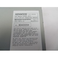 Kenwood Excelon KVT-614 Flip Out Touch Screen Navigation GPS Radio CD DVD Player
