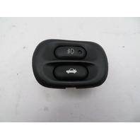1997-2004 Chevrolet Corvette C5 #1063 Trunk Hatch & Foglight Switch