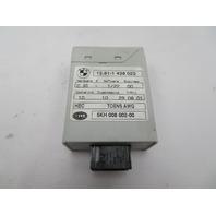 01 BMW Z3 Roadster E36 #1064 Oil Level Temperature Control Unit