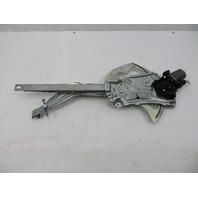 01 BMW Z3 Roadster E36 #1064 Left Window Motor W/ Regulator 51338397705
