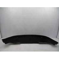 01 BMW Z3 Roadster E36 #1064 Rear Shelf Convertible Top Lining Carpet Trim