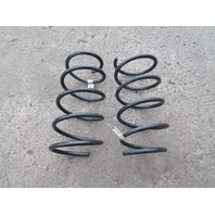 01 BMW Z3 Roadster E36 3.0L #1064 Front Coil Spring Left & Right Pair