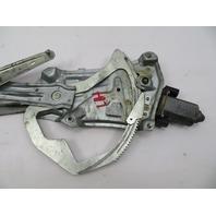 97 BMW Z3 Roadster E36 #1065 Left Window Motor W/ Regulator 51338397705