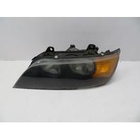 97 BMW Z3 Roadster E36 #1065 Left Driver Headlight Halogen Amber Corner OEM