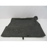 97 BMW Z3 Roadster E36 #1065 Trunk Floor Board Lining Carpet Mat