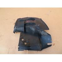 97 BMW Z3 Roadster E36 #1065 Air Duct Deflector Baffle Left OEM