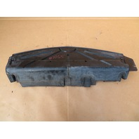 97 BMW Z3 Roadster E36 #1065 Center Under Car Shield Splash Guard Air Duct