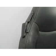 BMW Z3 M Roadster E36 #1066 Sport Seat Leather Backrest Cushion Right Black