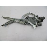 98 BMW Z3 M Roadster E36 #1066 Right Window Motor W/ Regulator 51338397706
