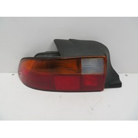 98 BMW Z3 M Roadster E36 #1066 Left Side OEM Taillight Red/Amber OEM