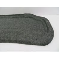 98 BMW Z3 M Roadster E36 #1066 Gray Trunk Lid Carpet Cover Lining 51492492646
