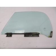 98 BMW Z3 M Roadster E36 #1066 Left Driver Side Door Window Glass