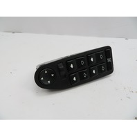 98-03 BMW 540i E39 #1067 Master Window Switch Left Driver