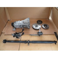 98-03 BMW 540i E39 #1067 Manual Getrag 6 Speed Transmission Swap Kit