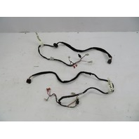 Audi R8 V10 V8 #1068 Power Folding Heated Dimming Side Mirror Wire Harness Pair