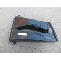 2011 Audi R8 V10 V8 #1068 Manual Transmission Oil Cooler Front Air Duct Intake