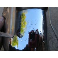 2011 Audi R8 V10 #1068 Exhaust Muffler Tip OEM, Right Side Chrome