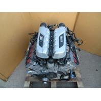 2011 Audi R8 V10 5.2L #1068 Engine Assembly Motor COMPLETE W/ ECU 35k Miles