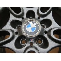 """98-03 BMW 540i E39 #1067 OEM Staggered M Parallel M66 BBS 17"""" Wheels"""