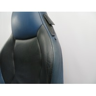 98 BMW Z3 M Roadster E36 #1069 Black/Blue Power Leather Heated Sport Seats