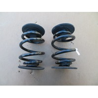 98 BMW Z3 M Roadster E36 #1069 Rear Suspension Coil Springs Left & Right