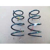 98 BMW Z3 M Roadster E36 #1069 Front Suspension Coil Springs Left & Right