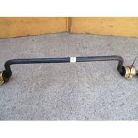 98 BMW Z3 M Roadster E36 #1069 Front Stabilizer Sway Bar W/ Links OEM
