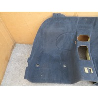 98 BMW Z3 M Roadster E36 #1069 Main Interior Black Carpet OEM