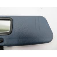 98 BMW Z3 M Roadster E36 #1069 OEM Sunvisors Sun Visors Pair Blue