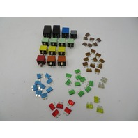 98 BMW Z3 M Roadster E36 #1069 Fuse & Relay SET OEM 61PCS