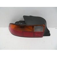 98 BMW Z3 M Roadster E36 #1069 Left Side OEM Taillight Red/Amber OEM