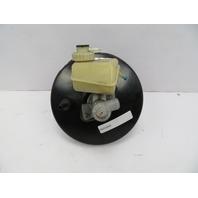 98 BMW Z3 M Roadster E36 #1069 Brake Booster Master Cylinder 34332228216