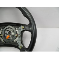 1995 BMW M3 E36 Coupe #1070 4 Spoke Black Leather Steering Wheel