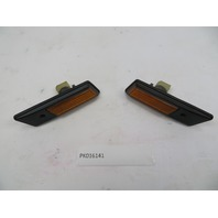 1995 BMW M3 E36 Coupe #1070 Side Marker Turn Signal Lights Lamps Fender