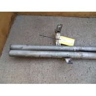 1995 BMW M3 E36 Coupe #1070 Cat-Back Exhaust Muffler Bypass Straight Pipe