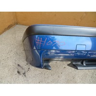 1995 BMW M3 E36 Coupe #1070 Rear Bumper Cover Blue OEM Complete