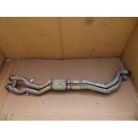 01-06 BMW M3 E46 #1071 OEM Exhaust Intermediate Pipe Silencer 18107832313
