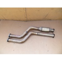 01-06 BMW M3 E46 #1071 OEM Exhaust Mid Pipe Section 1 Front 18107832909