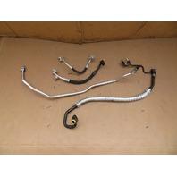 01-06 BMW M3 E46 #1071 Air Conditioning A/C Line Hose Pipe Set