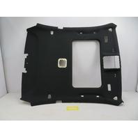 01-06 BMW M3 E46 #1071 Black Cloth Headliner OEM Roof Trim