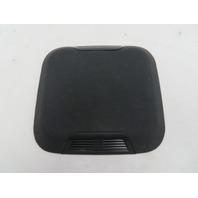 01-06 BMW M3 E46 #1071 Black Cloth Headliner Alarm Sensor & Cover Trim
