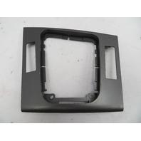 01-06 BMW M3 E46 #1071 SMG Transmission Shifter & Window Switch Bezel Trim