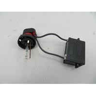 01-06 BMW M3 E46 #1071 OEM Philips HID Xenon Bulb & Igniter Socket D2S D2R