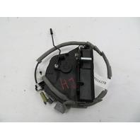 01-06 BMW M3 E46 #1071 Left Driver Door Latch Lock 7011247