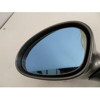 01-06 BMW M3 E46 #1071 Exterior Power Side Mirror Set Left & Right Grey
