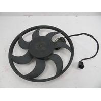 01-06 BMW M3 E46 #1071 Auxiliary Cooling Fan Motor & Module 6904768 6922670