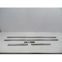 01-06 BMW M3 E46 #1071 Exterior Body Moulding Set Right & Left
