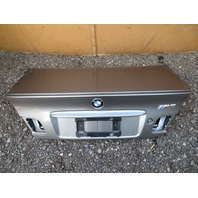 01-06 BMW M3 E46 #1071 Trunk Lid OEM Sterling Grey Metallic