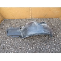 01-06 BMW M3 E46 #1071 Right Front Splash Guard Wheel Well Lining 51712695666